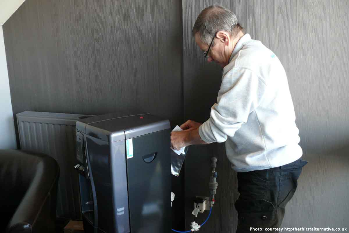 6 tips to maintain water coolers