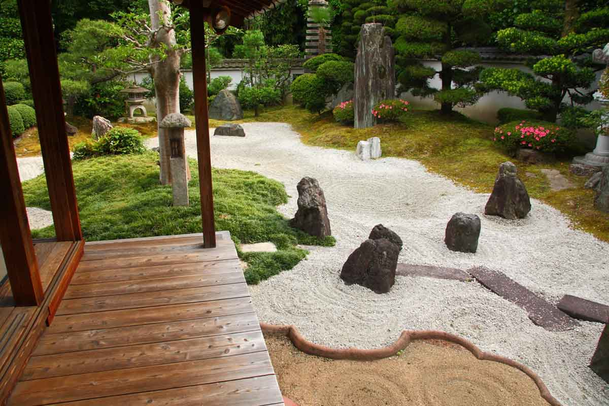 How To Photograph Interiors 6 Elements For A Perfect Zen Garden Homeonline