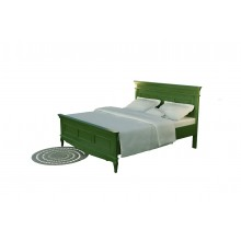 Mediterranean Interpretation Bed Green Dico Paint