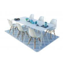 Scandinavian Living Dining Set