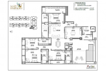4 BHK APARTMENT 5190 sq-ft
