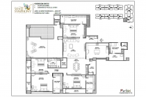 4 BHK APARTMENT 5051 sq-ft