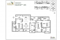 3 BHK APARTMENT 2034 sq-ft