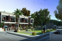 3 BHK VILLA / INDIVIDUAL HOUSE 1100 sq- ft