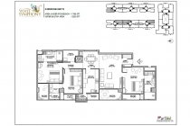 3 BHK APARTMENT 2223 sq-ft