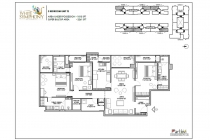 3 BHK APARTMENT 2261 sq-ft