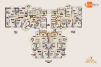 3 BHK APARTMENT 1890 sq-ft