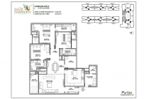 3 BHK APARTMENT 2706 sq-ft