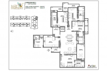 4 BHK APARTMENT 3844 sq-ft