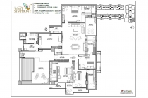 4 BHK APARTMENT 4808 sq-ft