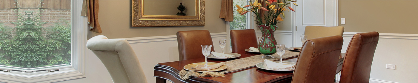 Dining room home interior design gallery photo simple ideas for