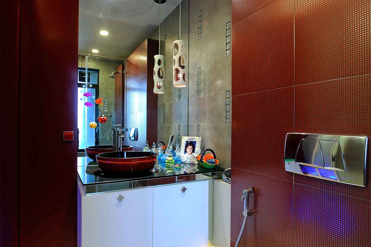 5 different ways to style bathroom using tiles