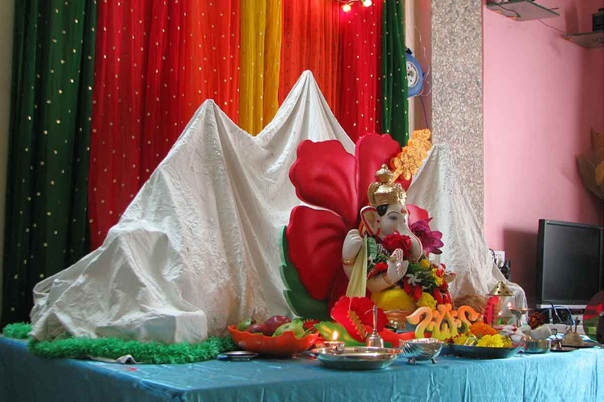 Ganpati Decoration Ideas 5 Innovative Ways For Ganpati