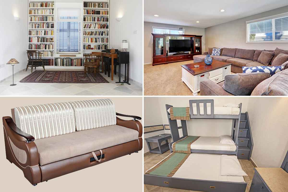 Perfect 5 Types Of Space Saving Furniture For Clutter Free Homes