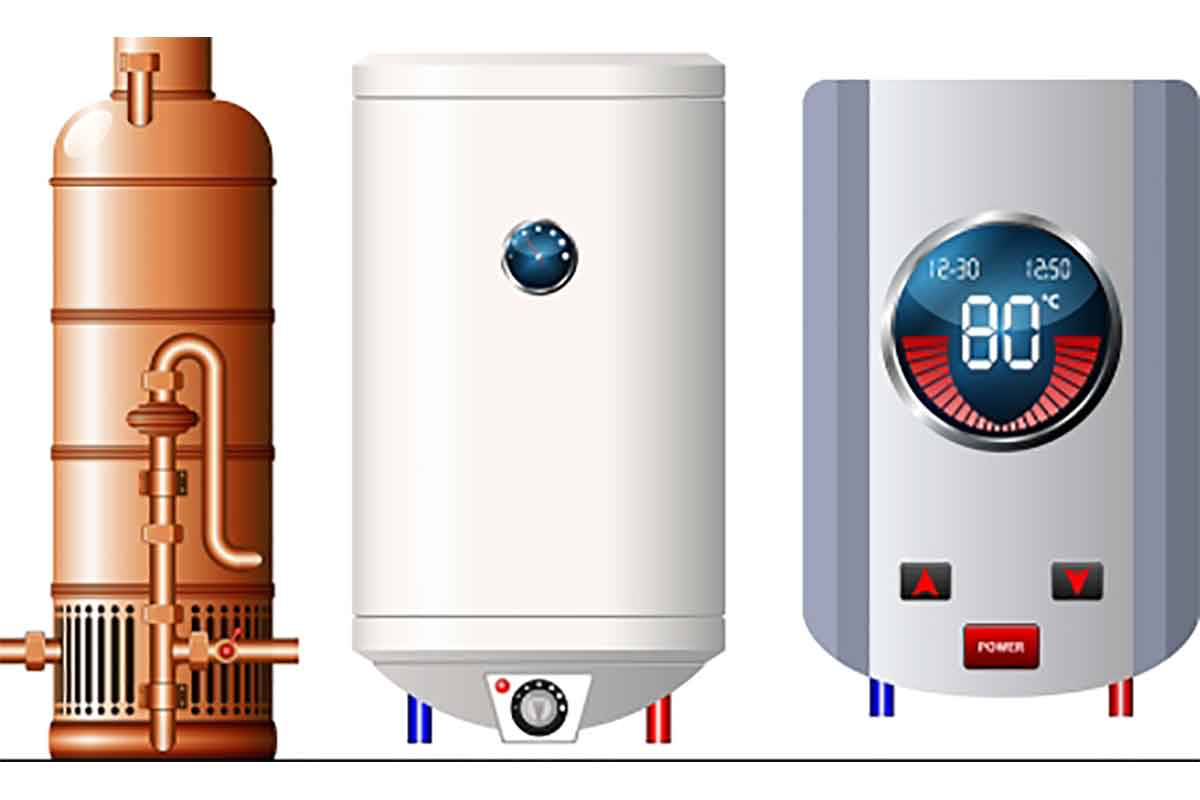 6 signs to identify a failing water heater