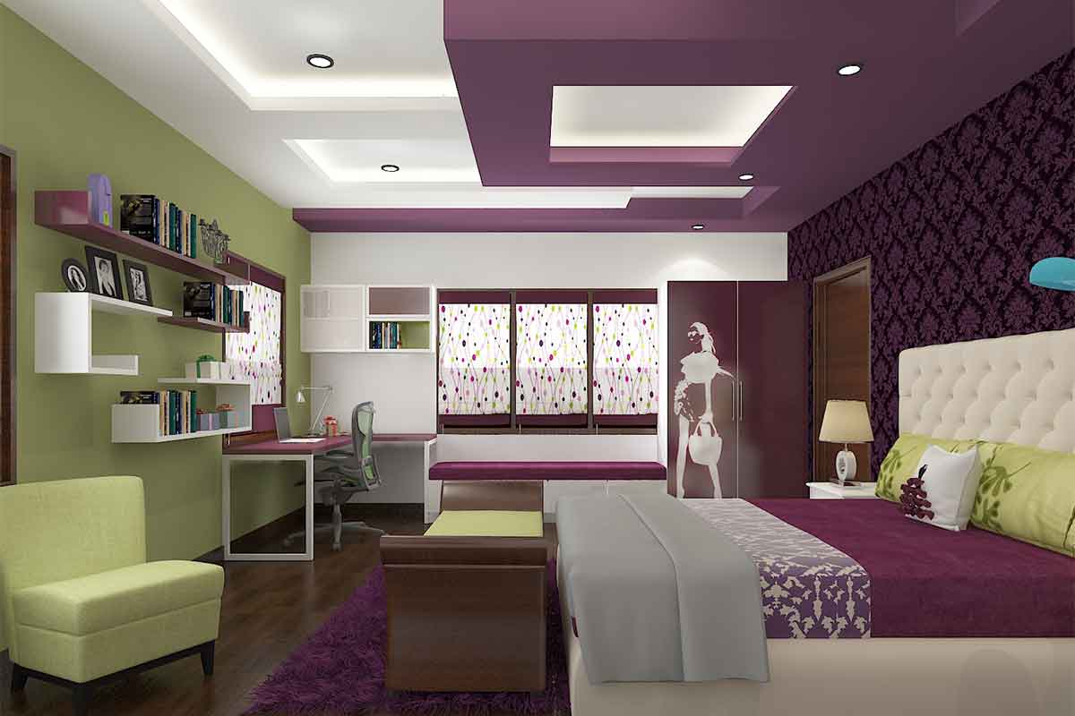 6 tips to incorporate designer ceilings in modern day homes homeonline. Black Bedroom Furniture Sets. Home Design Ideas