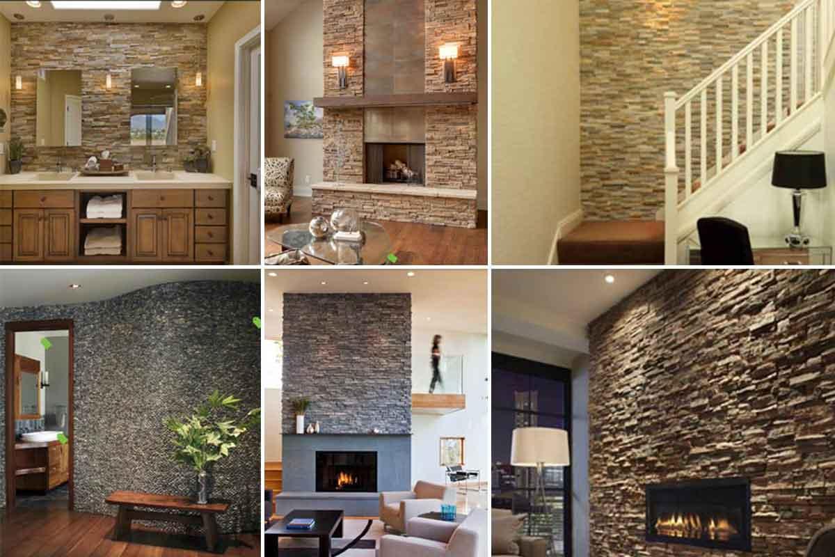 8 designs for interior and exterior cladding Homeonline