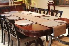 6 ways to add style to your home with table runners