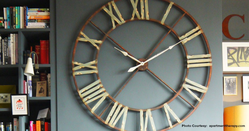 Placing Your Wall Clock The Vastu