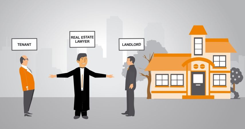 Role of Real Estate Attorney In Landlord And Tenant Dispute   Homeonline