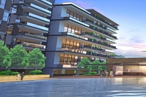 Wallfort Heights Project In Bhatagaon Raipur Homeonline