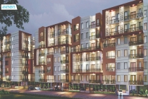 2 BHK APARTMENT 888 sq- ft