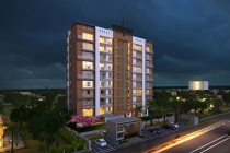 3 BHK APARTMENT 2728 sq- ft
